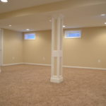 Baltimore County Finished Basement